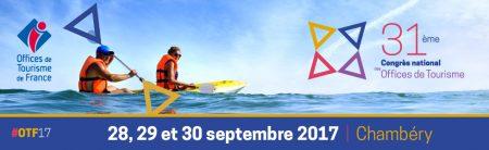 28, 29 et 30 septembre 2017 : Congrès #OTF17