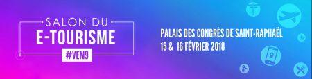 annonce #VEM9 15 et 16 février 2018 Palais des congrès de St Raphaël